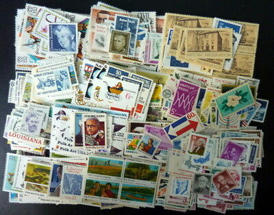 USA postage stamps FACE VALUE $100.74 Mint never hinged