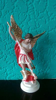 """Beautiful St Michael the Archangel Statue 5 1/2"""" Others Listed"""