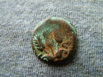 Herod Agrippa I / Minted under Caligula / Biblical Coin / authentic / Acts 12