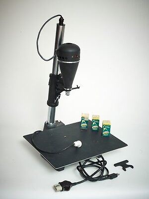 Minox II Enlarger with cover, 3 lamps and Minox wrench