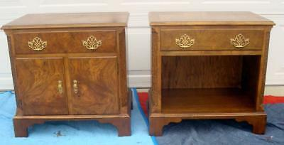 Baker His And Her Night Stands / Side Tables