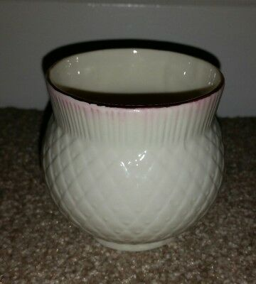 Belleek In Retrospect Vase