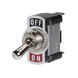 Narva Metal Toggle Switch - On / Off