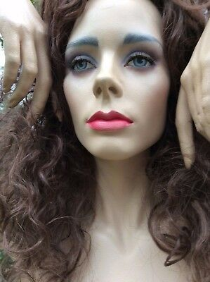 Vintage Female Mannequin DECTER 1980's NEW DIREXIONS Felicity ND4 JC Penney