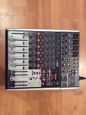 Behringer XENYX1204USB X1204USB Premium Mixer with effects