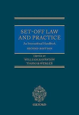 Set-Off Law and Practice: An International Handbook by Oxford University...