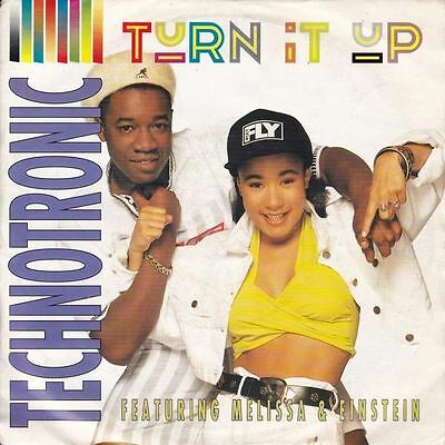 Turn It Up 7 : Technotronic