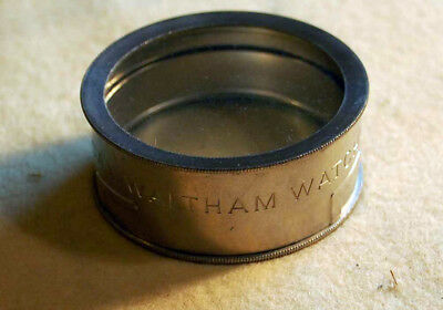 Waltham Size 18 Movement  See Through  Container  2079