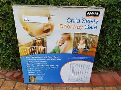 baby gate 73cm to 82cm