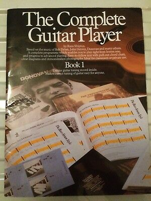 The Complete Guitar Player Book