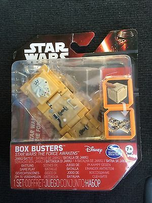 Star Wars Box Busters  The force awakens