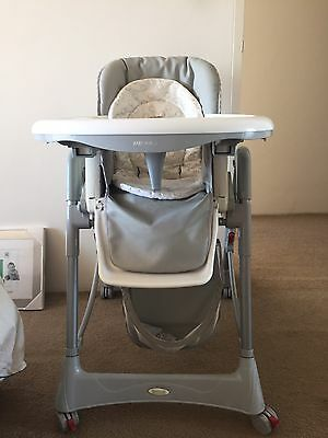 Messina Highchair By Steelcraft
