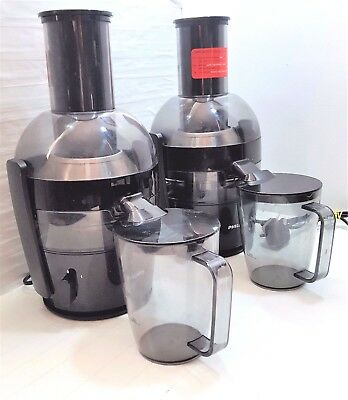 Philips Viva Collection Fruit Juicer with Juicer Jug - HR1855/01