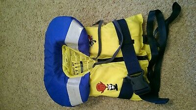 baby life jacket up to 20 kg
