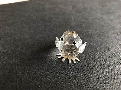 Swarovski crystal chick - Mint Condition!