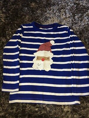 Boys Christmas Top Age 4-5 Years