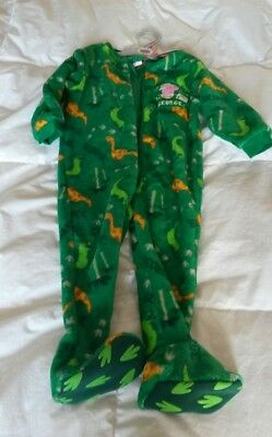 Toddler Boys George (pepper pig ) all in one dressing gown age 18-24 months BNWT