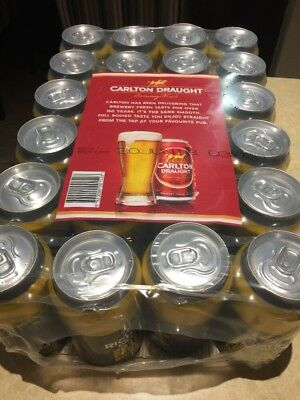 Richmond Tigers Premiership Carlton Draught Cans Limited Edition 6 Slabs Left
