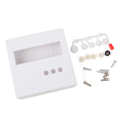 DIY 86 Plastic Shell For DIY Meter Tester Kit LCD1602 With Buttons [NEW]