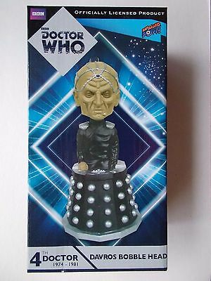 Davros Bobble Head - Doctor Who - Ceramic - Offically Licensed Product