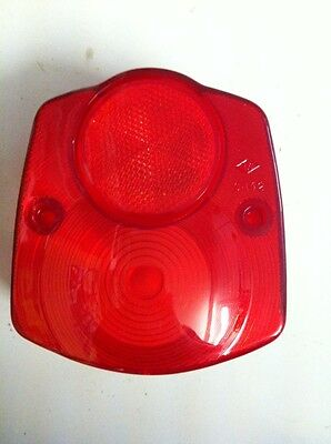 Suzuki Gp100 125 Rear Tail Light Lens