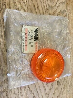 Genuine New Yamaha Dt50 Dt80 Indicator Lens 3M7-83312-10
