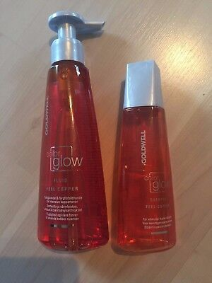 Fluid & Shampoo Feel Copper von Goldwell