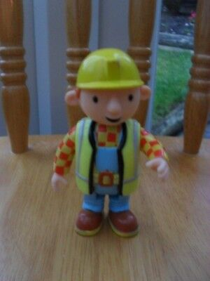 Bob The Builder Figure - 4 Inches High