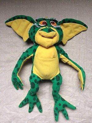 Gremlins 2 Soft Toy, Used, Very Rare, Green Gremlin