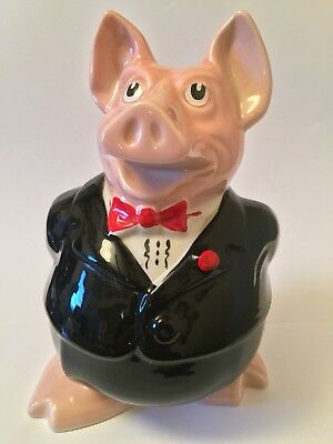 Natwest Sir Nathaniel Pig Money Box 8 Tall With Original Stopper Picclick Uk