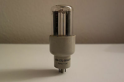 Tung-Sol JAN-CTL-5R4WGB Electronic Tube (Röhre) - Made in USA