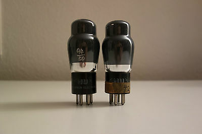 National Union 42 Electronic Tubes (2 Röhren) - Made in USA