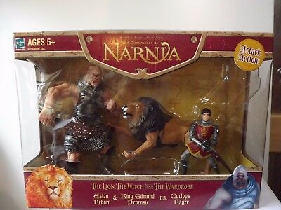 The Lion, Witch And the Wardrobe. The Chronicles of Narnia.Figures. Toys