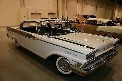 1959 Mercury Other  1959 MERCURY MONTCLAIR   2 door HT