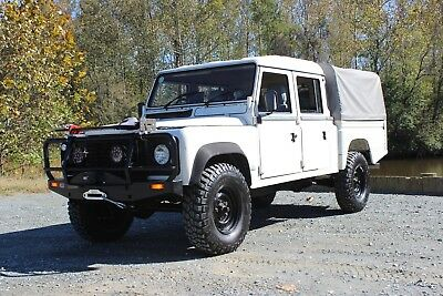 1985 Land Rover Defender Special Vehicles 1985 Defender 130 - 5.3L 6-speed automatic Conversion