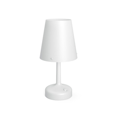 Philips LED Accessories Portable Table Light, Battery Operated - White