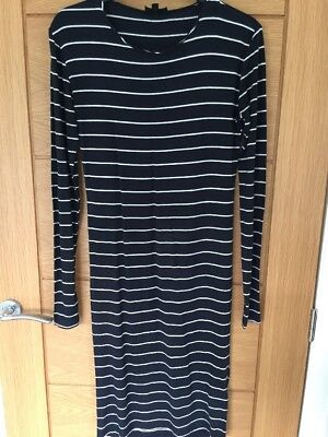 Topshop Size 8 Maternity Bodycon Dress
