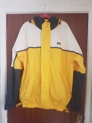 GILL Breathable Sailing Coat Size Large