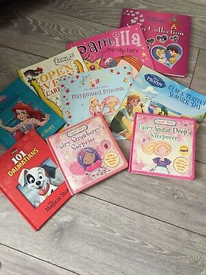 Girls Children Books