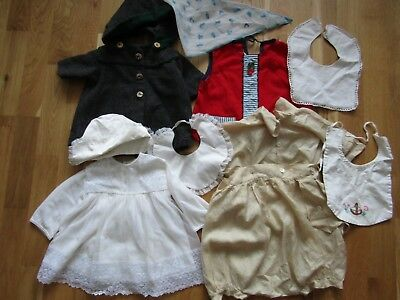 Vintage Baby Clothes Bundle - Some Old German Items