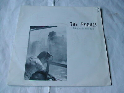 """The Pogues - Fairytale Of New York - Virgin 7"""""""