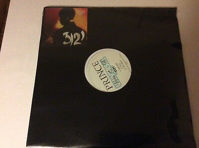 Rare Prince 3121 Double LP Vinyl Us Pressing Promo Only Factory sealed