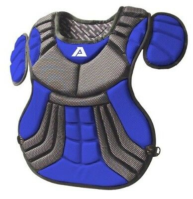 (Large, Royal) - Akadema Chest Protector. Free Delivery