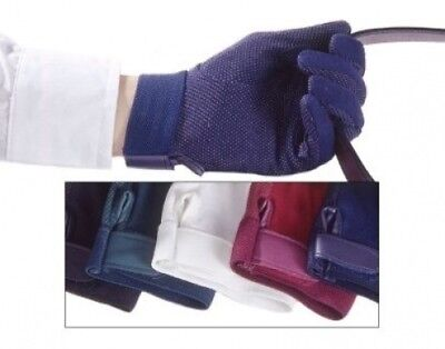 (Extra Small, Black) - Great Grips Pebble Grip Riding Gloves. Tough 1