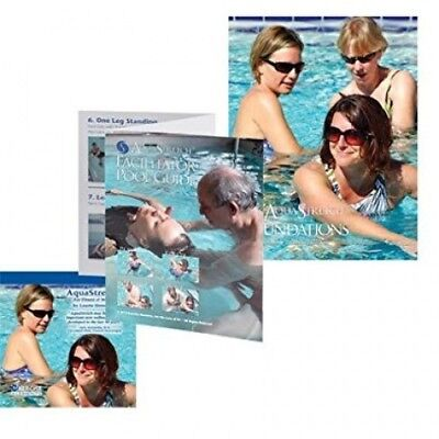 AquaStretch PRO Resource Pack. Water Exercise Coach. Huge Saving