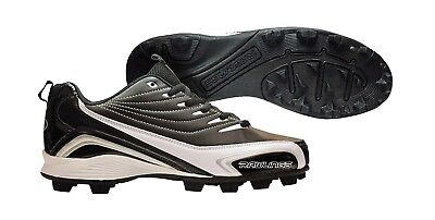 (Junior/Adult Size 9) - New 2014 Rawlings Baseball Cleats Lightweight Durable,
