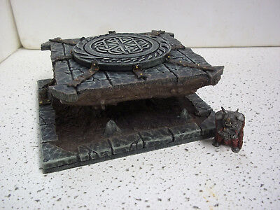 Dungeons & Dragons 6X6 floating floor w/magic circle dwarven forge frostgrave