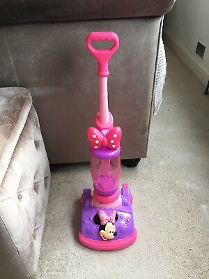 Minnie Mouse Toy Hoover