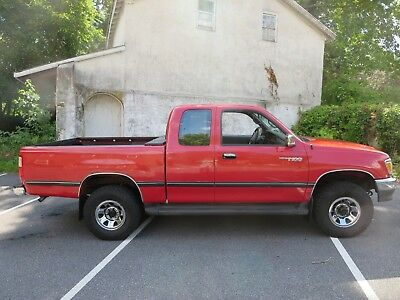 1995 Toyota T100 SR5 1995 Toyota T100 - Low Mileage and Great Shape