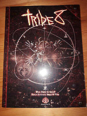Tribe 8 Roleplaying Games Core Rules